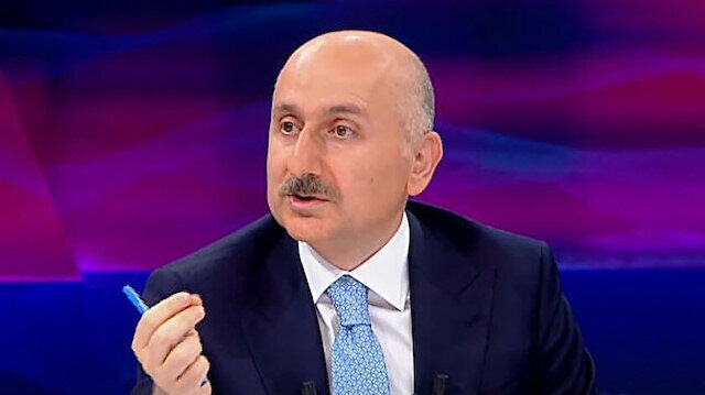 Bakan Karaismailoğlu Kanal İstanbul'un Türkiye ekonomisine sağlayacağı katkıları tek tek anlattı
