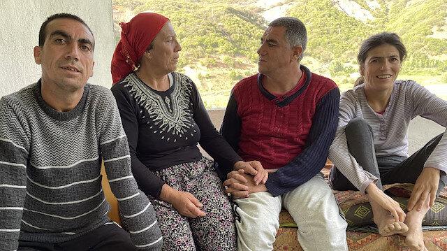Bingöl'de ömrünü 3 engelli çocuğuna adayan Altın Anne: Onlara 40 yıldır gözü gibi bakıyor