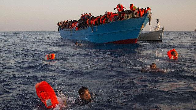 Yemen'de göçmen teknesi alabora oldu: En az 300 kişi hayatını kaybetti