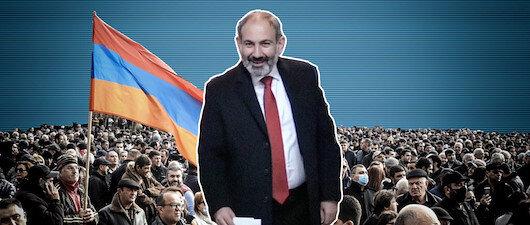 Ermenistan'da öncelik ekonomik kriz