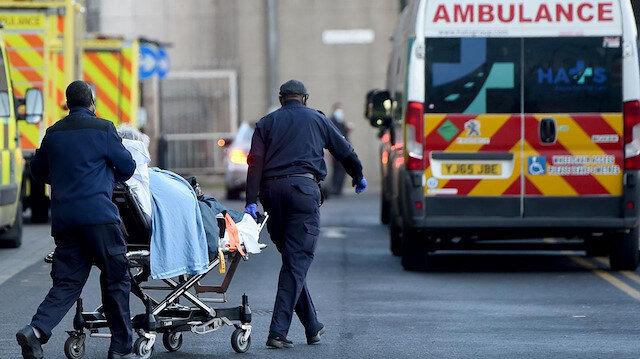 İngiltere'de 44 yıl sonra ilk kez ölümler doğumları geçti