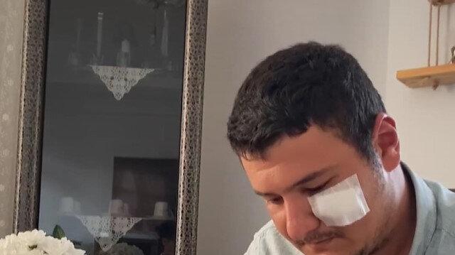 İletişim Başkanı Altun darp edilen İHA muhabirini aradı: Ağızlarından basın özgürlüğünü düşürmeyenlerin gıkı çıkmıyor