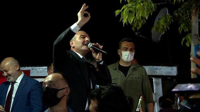 İçişleri Bakanı Süleyman Soylu: Türkiye bir büyüyecekse Doğu ve Güneydoğu 5 büyüyecek