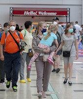 Sekiz milyon turist gelecek