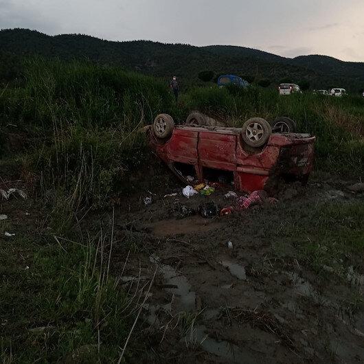 AK Partili Milletvekili Aydın'ın acı günü: Kazada biri bebek iki kişi hayatını kaybetti