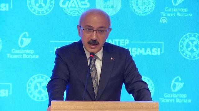 Hazine ve Maliye Bakanı Elvan: İkinci çeyrekte çift haneli büyüme bekliyoruz