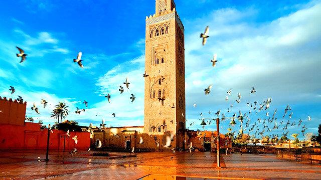 Fas'ın saltanat başkentleri