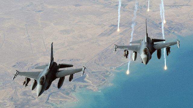 Biden emri verdi:  ABD uçakları Irak ve Suriye'de hava saldırıları düzenledi