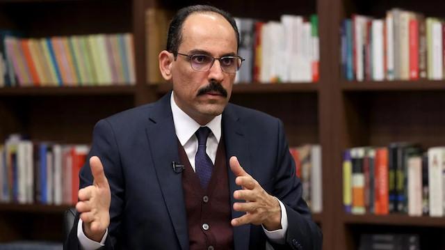 Cumhurbaşkanlığı Sözcüsü Kalın'dan Elmalı davasına ilişkin açıklama: Alçaklar en ağır cezayı almalıdır
