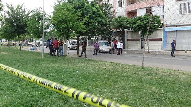 Diyarbakır'da pazarcı ve kahveciler birbirine girdi: 1 ölü, 5'i ağır 15 yaralı