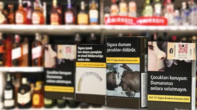 Sigara paketleri değişiyor: Uyarıların alanı yüzde 100'e yükseltildi