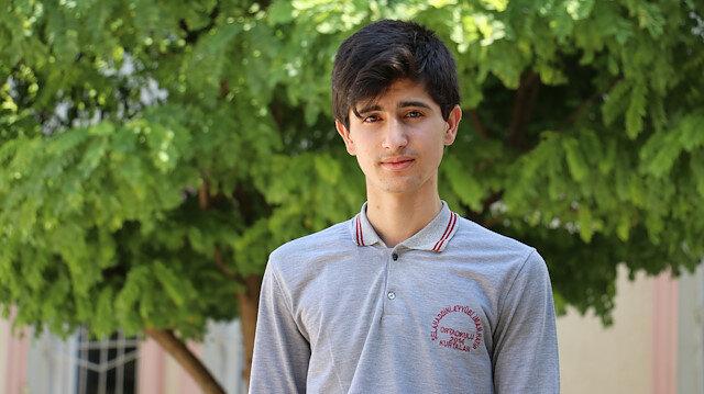 Suriyeli öğrenci LGS şampiyonu oldu: Siirt'in gururu genç ilerideki hedeflerini de açıkladı