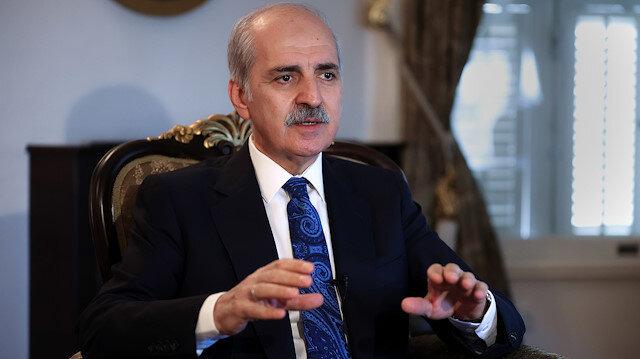 Numan Kurtulmuş: AK Parti'nin en yakın rakibiyle puan farkı 15