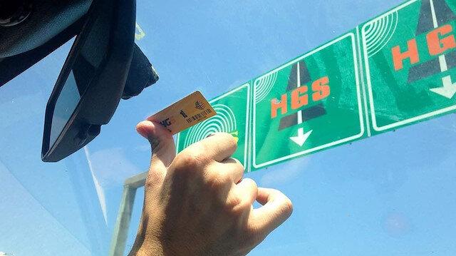 Araçlarıyla seyahate çıkacaklara HGS uyarısı: Ceza yememek için kontrol edin