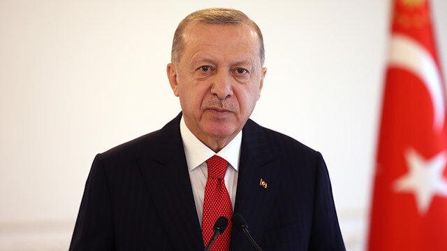 Cumhurbaşkanı Erdoğan'dan Avrupa Komisyonu Başkanı'na tepki: Sen ne zamandan beri benim talimatla iş yaptığımı gördün