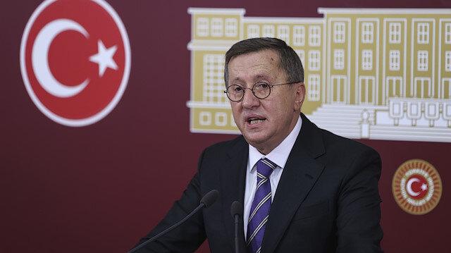 İYİ Partili Türkkan Necmettin Erbakan'ı hedef aldı: Boş tarlaya temel atardı