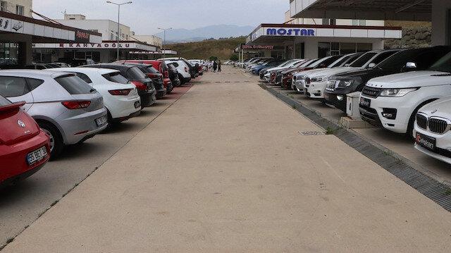 İkinci el otomobil piyasasında kıpırdanma başladı
