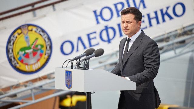Ukrayna Devlet Başkanı Zelensky: Yakında yeni Bayraktar SİHA'ları teslim alacağız