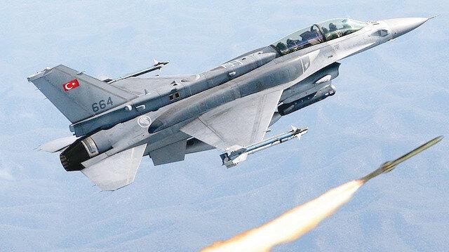 F-16'larımız Avrupa semalarında