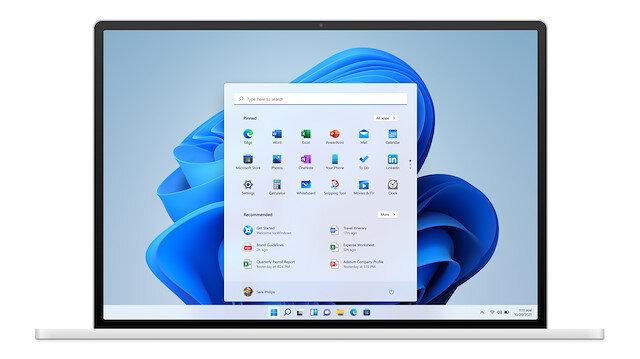 Windows 11 için ilk güncelleme 2022'nin ikinci yarısında yayınlanacak
