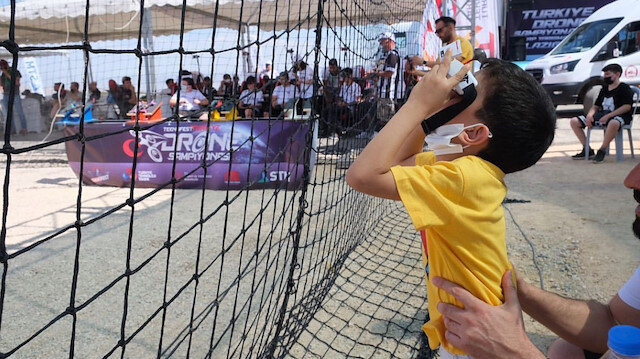 TEKNOFEST Türkiye Drone Şampiyonası'nın 1. etabı tamamlandı