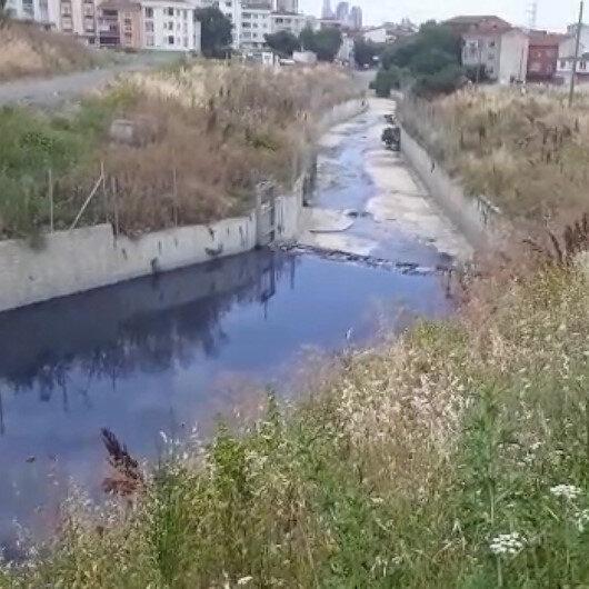 Kötü kokuların geldiği Haramiderede kirlilik devam ediyor