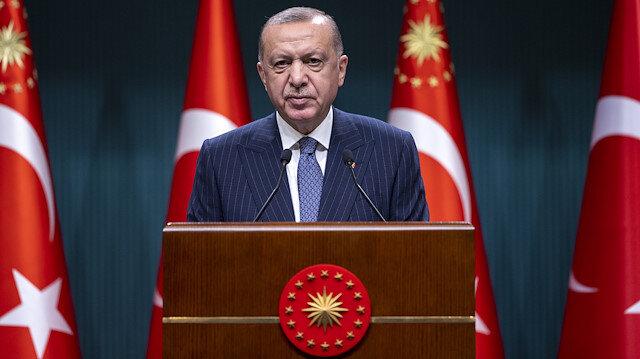 Cumhurbaşkanı Erdoğan: Emekli maaşları ve bayram ikramiyeleri Kurban Bayramı'ndan önce yatırılacak