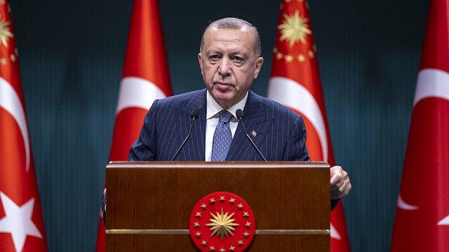 Cumhurbaşkanı Erdoğan: FETÖ'nün Orta Asya sorumlusu Orhan İnandı Türkiye'ye getirildi