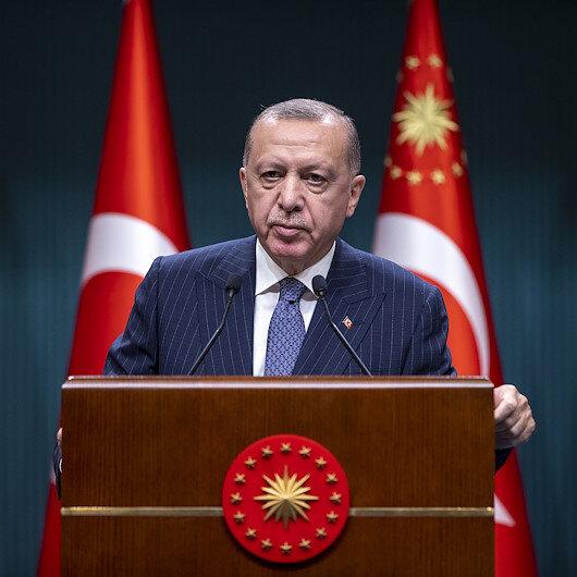 Cumhurbaşkanı Erdoğan: FETÖnün Orta Asya sorumlusu Orhan İnandı Türkiyeye getirildi