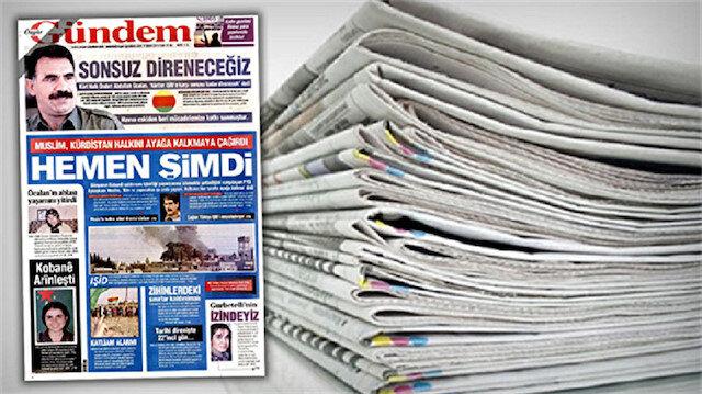 PKK propagandası yapan Özgür Gündem için AYM'den hak ihlali kararı
