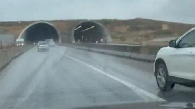 Levent Üzümcü'nün Sabiha Gökçen'de dağ olmayan yere tünel yapıldı yalanı alay konusu oldu