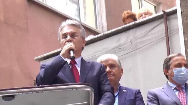 CHP'li Bülent Kuşoğlu partisinin Cumhurbaşkanı adayını açıkladı