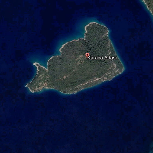 Sahibinden satılık ada: İnternet üzerinden satışa çıkartılan Gökova Körfezi'ndeki satılık adanın fiyatı 50 milyon lira arttı
