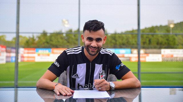 Rachid Ghezzal'dan Beşiktaş ve Galatasaray iddialarına yalanlama