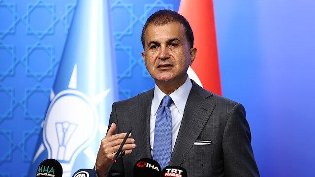 AK Parti Sözcüsü Çelik: Yunanistan Dışişleri Bakanı yalan söylüyor