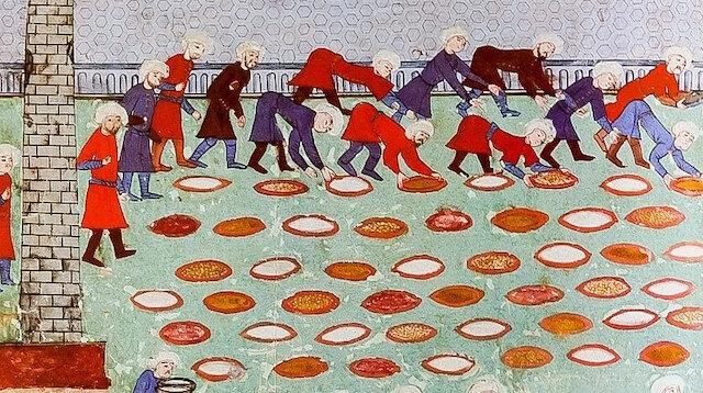 Acıyı bal eylemek yahut tarihte şekerler ve tatlılar
