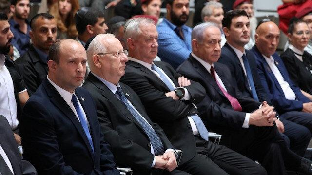 Netanyahu'nun 'hükümet' öfkesi: Görevini devreden İsrail Cumhurbaşkanı Rivlin'i alkışlamadı