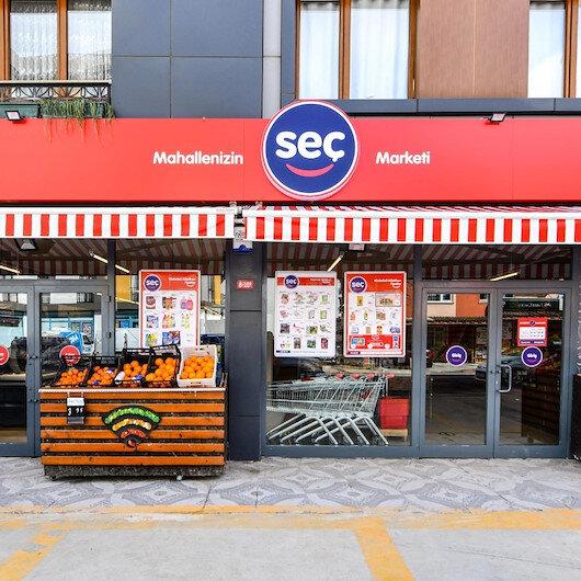 Franchise bedeli ve tabela ücreti yok: Seç Market 1500'üncü mağazasını açtı