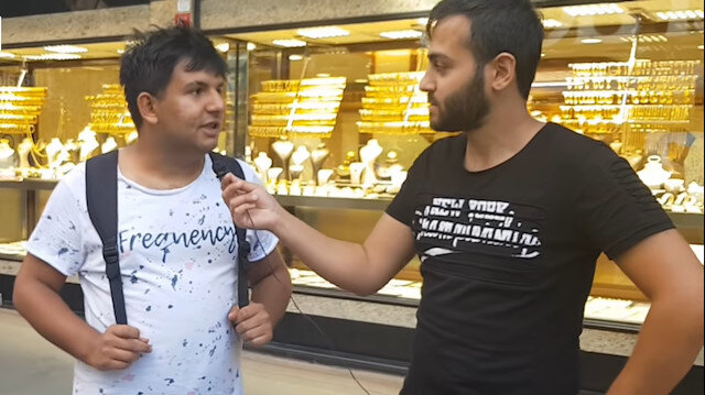 Halkın Sesi TV'nin bir kişiyi hem Türk hem Suriyeli olarak konuşturduğu provokasyonu yeniden paylaşıldı