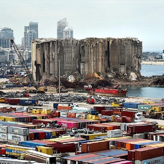 Türk iş insanları Beyrut limanı için talip oldu