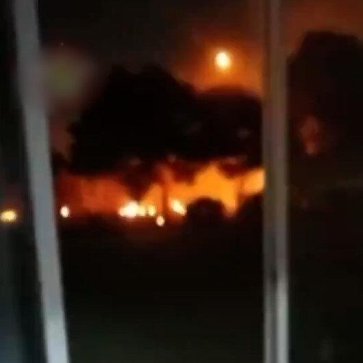 Irakta ABD askeri üssüne füze saldırısı