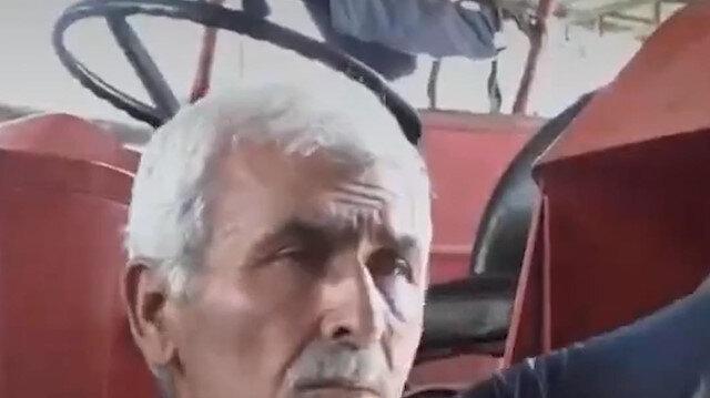 Akşener'in önüne 'para etmiyor' diyerek soğan döken vatandaş: Galeyana geldim özür diliyorum