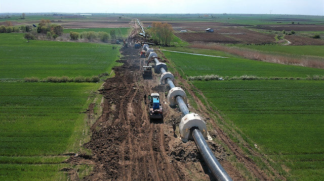 Türkiye hazırlıklarını tamamladı Azerbaycan'dan onay bekleniyor: Yeni boru hattı kurulacak
