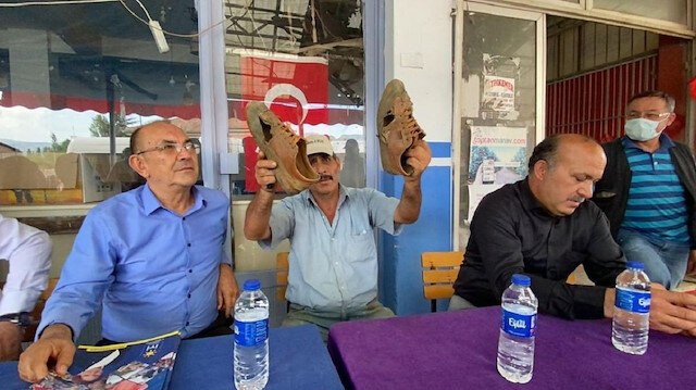 İYİ Parti'den yeni tiyatro: 'Ayakkabısı delik' denilen kişi varlıklı çıktı