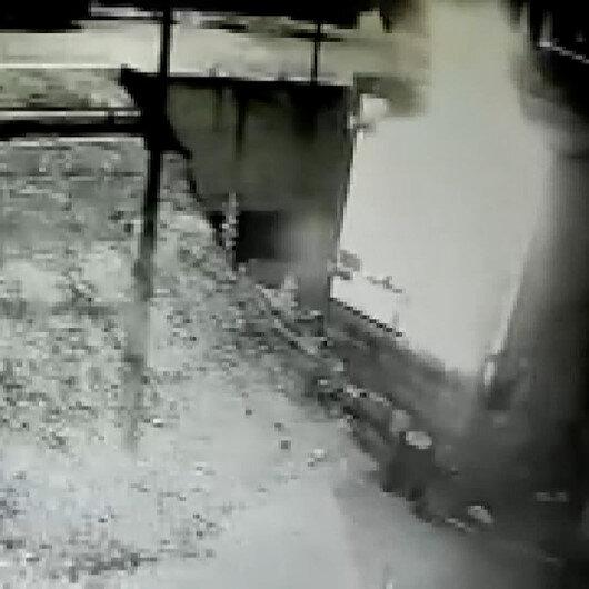 Üç genç çakmak gazı tüpünün patlamasıyla alevlerin içinde kaldı