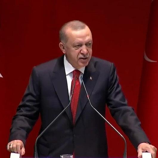 Cumhurbaşkanı Erdoğan: Yurt dışı altınlarımızı getirdik ekonomimizi döviz kuru oyunlarına karşı güçlendirdik