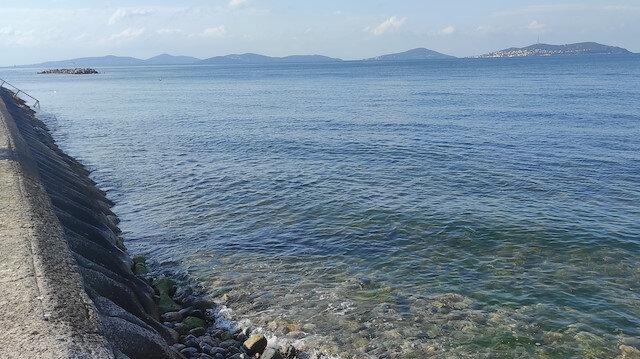 Marmara için sevindiren haber: Bugün de müsilaj görülmediği için çalışma yapılmadı