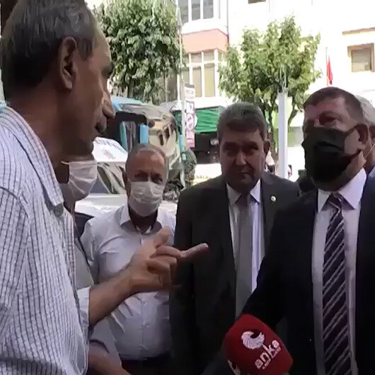 CHPli vatandaştan Veli Ağbabaya: Kılıçdaroğlunun liderlik yapabileceğine inanmıyorum
