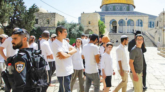 Aksa'da yeni provokasyon: İsrailli fanatikler saldırı hazırlığında