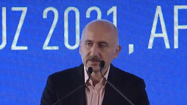 Bakan Karaismailoğlu: Kanal İstanbul İstanbul Boğazı'ndan 13 kat daha güvenlidir
